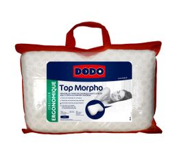oreiller morphologique dodo Oreiller 40 x 55 cm DODO TOPMORPHO   Oreiller Et Traversin BUT oreiller morphologique dodo