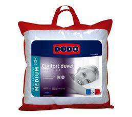 oreiller 65x65 cm dodo confort duvet oreiller et traversin but. Black Bedroom Furniture Sets. Home Design Ideas