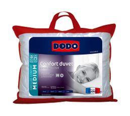 oreiller 50x70 cm dodo confort duvet oreiller et traversin but. Black Bedroom Furniture Sets. Home Design Ideas