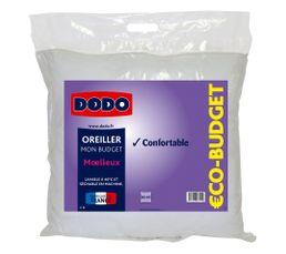 DODO Oreiller 60 x 60 cm ECO-BUDGET