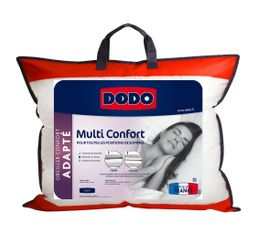 Oreiller adapté 50x70 cm DODO MULTI CONFORT