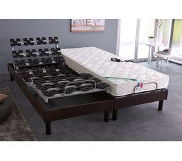achat ensemble matelas et sommier pas cher. Black Bedroom Furniture Sets. Home Design Ideas