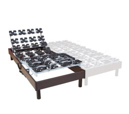lit lectrique sommier et matelas de relaxation pas cher. Black Bedroom Furniture Sets. Home Design Ideas