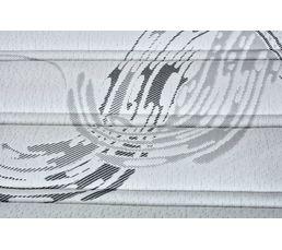 Matelas déco mousse + mémoire de forme 140 x 190 cm ASTRE