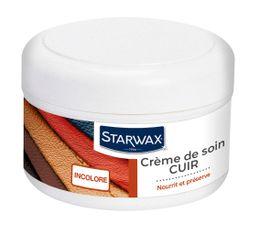 STARWAX Entretien cuir Crème nourrissante cuir 150ml