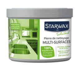 Pierre nettoyante SOLUVERT Pierre de nettoyage blanche