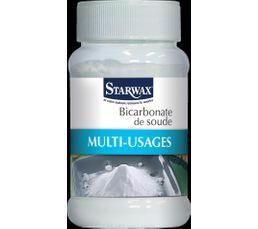 STARWAX Accessoires four micro ondes Bicarbonate de soude 500 GR