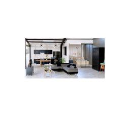 Lit 140X190 cm SMART Chêne brossé