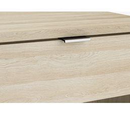Chevet 1 tiroir 1 niche PERFECT imitation chêne
