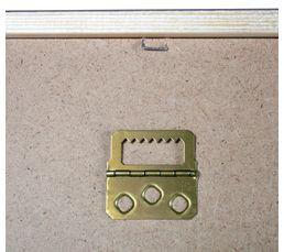 Miroir 32X122 cm EKOD Taupe