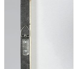 Toile paillette 50X70 HAPPY Imprimé