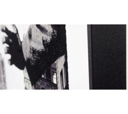 Image 50X70 MAN IN NY Noir/Blanc/Jaune