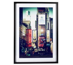 TIME COLOR Image 50X70 Multicolore