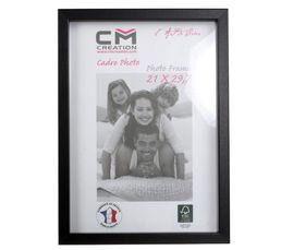 Cadre photo 21x29,7 cm CLASSY Noir