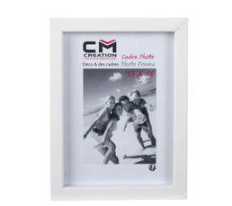 Cadre photo 13x18 cm CLASSY Blanc