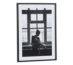Image 50x70 cm DANSEUSE Noir