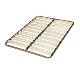 cadre lattes 140x190 cm morphokit sommiers but. Black Bedroom Furniture Sets. Home Design Ideas