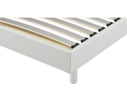 Sommier 160 x 200 cm DECOKIT BLANC