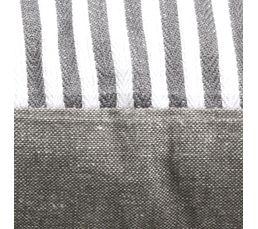 Coussin 30 x 50 cm CAMPAGNE gris