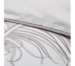 Housse de couette 260X240cm + 2 taies d'oreiller SALLY