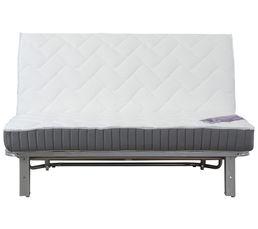banquette lit bz slyde dunlopillo luna 35 kg 160 cm sans housse banquettes but. Black Bedroom Furniture Sets. Home Design Ideas