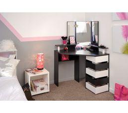 but coiffeuse. Black Bedroom Furniture Sets. Home Design Ideas