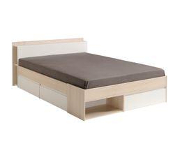 lit et cadre de lit pas cher pour sublimer votre chambre. Black Bedroom Furniture Sets. Home Design Ideas