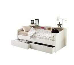 Lit banquette avec 2 tiroirs SLEEP 90x190 ou 90x200 cm