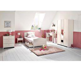 lit 90x200 nina imitation fr ne lits but. Black Bedroom Furniture Sets. Home Design Ideas