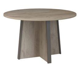MAMBO Table ronde Chêne