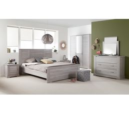 miroir pour coiffeuse thelma imitation ch ne et miroir miroirs but. Black Bedroom Furniture Sets. Home Design Ideas
