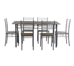 Table et 6 chaises WILLOW WILLOWCHALB