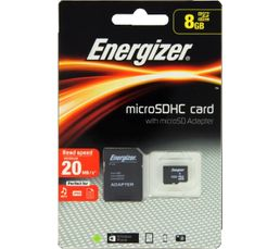 Divers accessoires tablettes ENERGIZER FMDAAC008A 8 GB