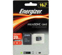 Divers accessoires tablettes ENERGIZER FMDAAC016A 16GB