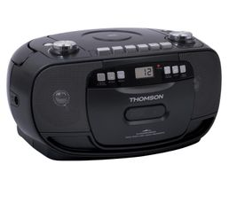 Radio CD Tuner FM THOMSON RK200CD rétro éclairé