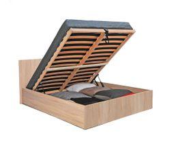 lit et cadre de lit pas cher pour sublimer votre chambre adulte. Black Bedroom Furniture Sets. Home Design Ideas
