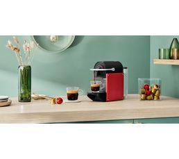 Expresso à capsule Nespresso MAGIMIX 11325 Nespresso Pixie Rouge