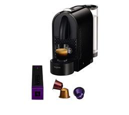 MAGIMIX Expresso à capsule 11340 Nespresso U Noir