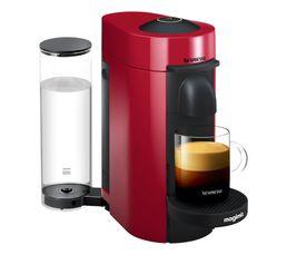 Puissance en Watts : 1260 Capacité en litres : 1,2 Dispo pcs détachées donnée fournisseur : 10 ans Dosettes : Oui Garantie : 2 ans , Pièces , Main d'oeuvre Réservoir amovible : Oui Une innovation technologique pour toutes les tailles de café