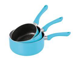 KITCHEN ARTIST Set 3 casseroles MEN125B