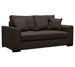 Doté d'un design sobre et élégant, le canapé JUNE vous apportera de grands moments de détente. Existe dans de multiples coloris pour convenir à tout type d'intérieur. Structure : pin, panneaux de particules et panneaux de fibres. Garantie : 2 ans , Pièces