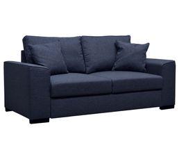 Doté d'un design sobre et élégant, le canapé JUNE vous apportera de grands moments de détente! Existe dans de multiples coloris pour convenir à tout type d'intérieur. Structure : pin, panneaux de particules et panneaux de fibres. Garantie : 2 ans , Pièces