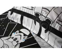Housse de couette enfant 140X200 cm + 1 taie d'oreiller LEGO STAR WARS