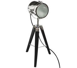 Lampe H68cm EBOR Noir.