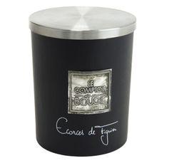 ECORCE FIGUIER Bougie Noir