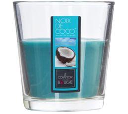 NINA Bougie coco 90 gr Bleu