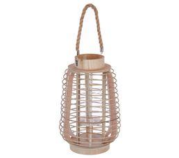 Lanterne  bois