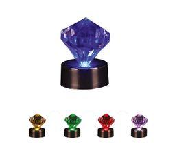 Diamant lumineux led