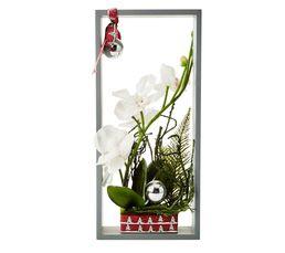 Fleur artificielle orchidée