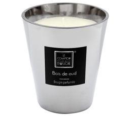 Bougie parfumée 350g  Bois de oud